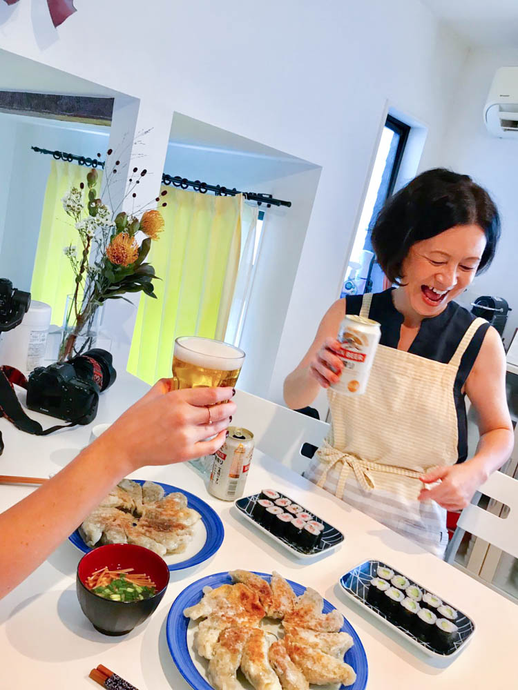 Tokyo Cooking Class, Japanese Cooking Class