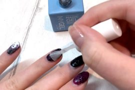 How to Remove Gel Nails Quickly, mylee magic gel remover