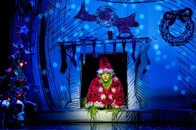 the grinch musical review