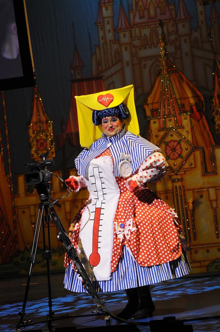 regent theatre panto