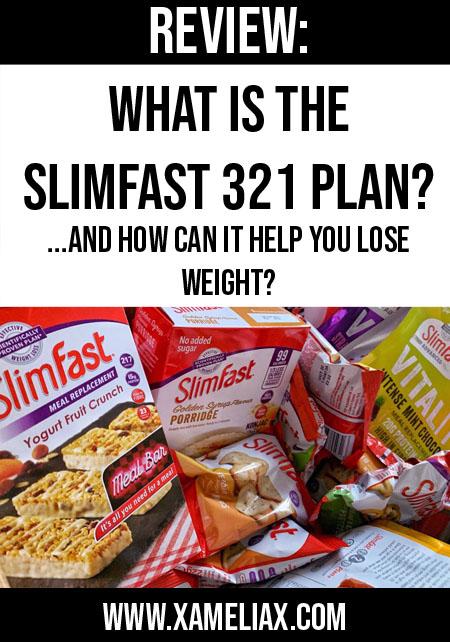 slimfast 321