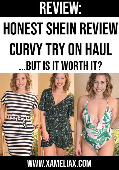 honest shein review