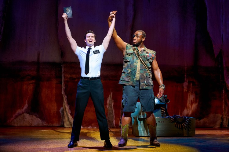 the book or mormon review