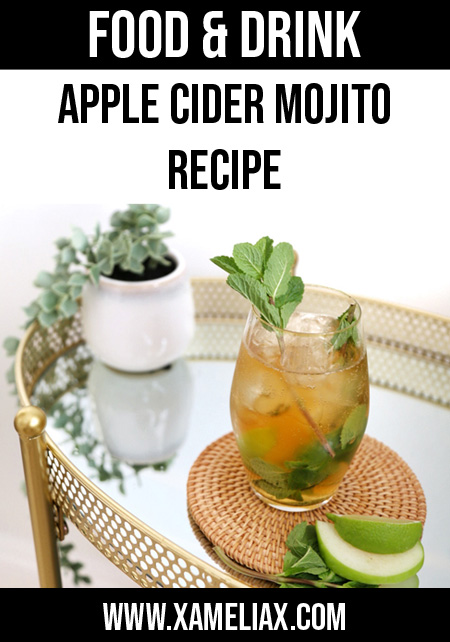apple mojito recipe