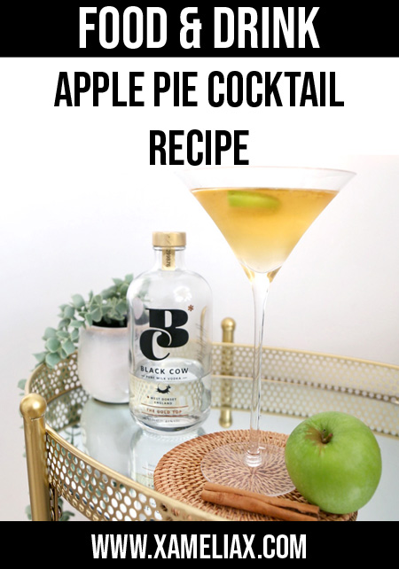 apple pie cocktail recipe