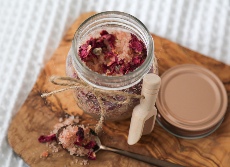 diy bath salts, bath salts recipe