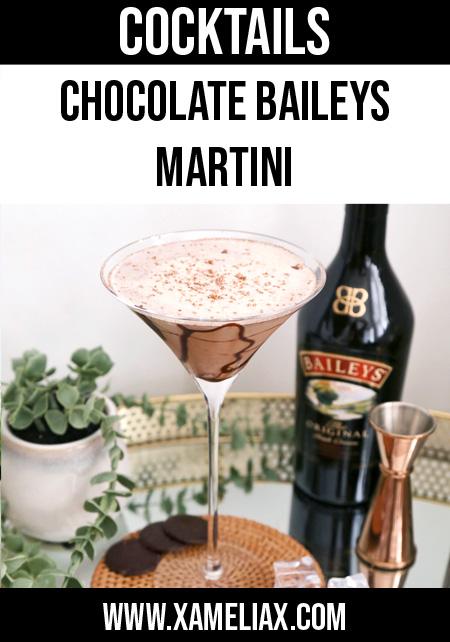 chocolate martini baileys