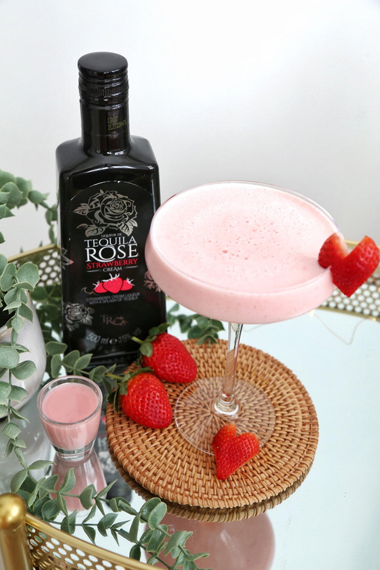 Tequila Rose Drinks
