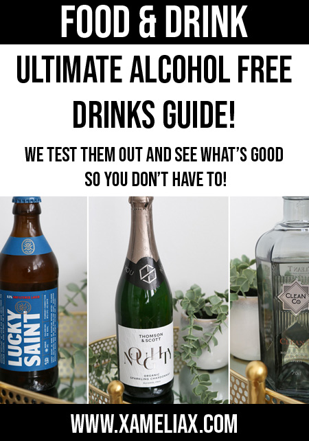 none alcoholic drinks