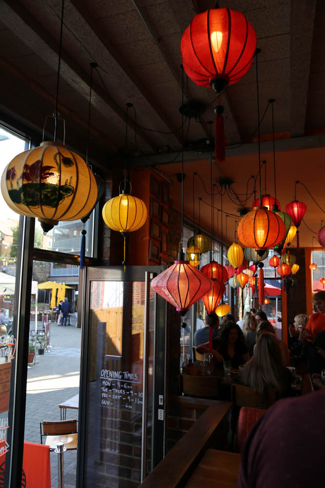 Places to visit in Sheffield, nam song sheffield